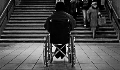 funktionshindrade utestängs ofta från samhällslivet